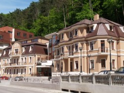 Hotel PRAHA Trenčianske Teplice