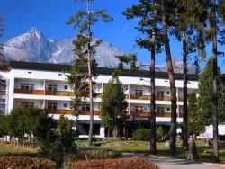 Hotel SLOVAKIA Tatranská Lomnica