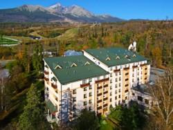 Hotel SLOVAN Tatranská Lomnica (Tátralomnic)