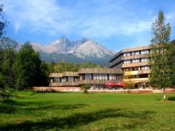 Hotel SOREA TITRIS Tatranská Lomnica (Tátralomnic)