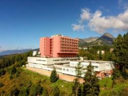 Hotel SOREA TRIGAN Štrbské Pleso (Tschirmer See)