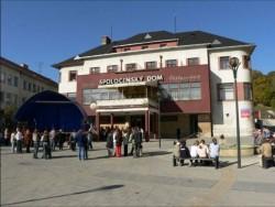 Hotel SPOLOČENSKÝ DOM Myjava