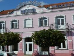 Hotel VILLA ROMAINE Šahy (Ipolyság)