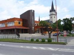 Hotel VYŠEHRAD Nitrianske Pravno