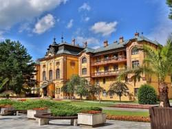 Hotel Astória ***/ Bardejovské kúpele (Bártfafürdő)