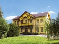 Kurhaus SLANA Číž (Csíz)