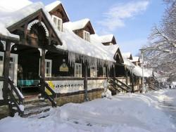 Liečebný hotel ŠVAJČIARSKE DOMČEKY Vyšné Ružbachy