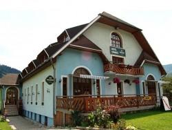 Motel GOMBAS Hubová
