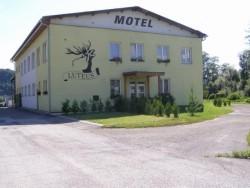 Motel LUTEUS Budča