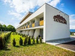 Motel TATRALINE Demänová
