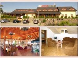 Motel TRIBEČ Tesárske Mlyňany