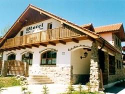 Motel VLČÍ DVOR Ružomberok - Biely Potok