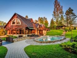 ORAVSKY HAJ Garden Hotel és Resort Brezovica