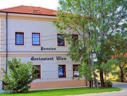 Wien Panzió és étterem Čierny Brod (Vízkelet)