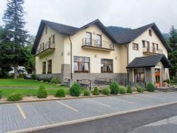Pensjonat i Restauracja HUČAVA Tatranská Kotlina (Tatrzańska Kotlina)