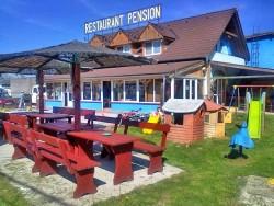 Penzión a Reštaurácia ZLATÁ RYBKA Tomášov