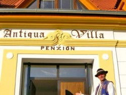 Penzión ANTIQUA VILLA #3
