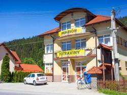 Penzión CENTRUM Oravský Biely Potok
