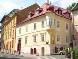 Penzión COSMOPOLITAN II. Banská Štiavnica
