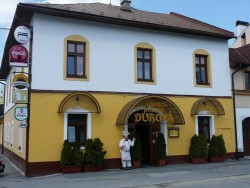 Pension DUBOVA Rajec