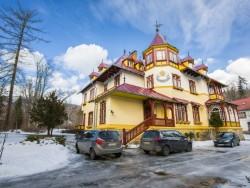 Penzión JESENSKÝ Tatranská Lomnica