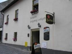 Pension PRIJEMNY ODDYCH Banská Štiavnica