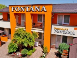 Pension & Restauracia FONTANA Podhájska