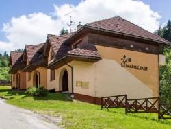 Penzión Ružbašský dvor II. Vyšné Ružbachy