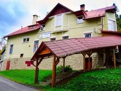 SILVIA Panzió Stará Ľubovňa (Ólubló)