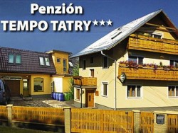 Tempo Tatry Pension Pribylina