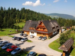 Pensjonat U MICHALA Pod Roháčmi Zuberec (Zuberzec)