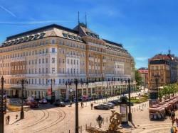 Radisson Blu Carlton Hotel Bratislava (Pozsony)