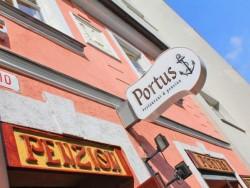 Restaurant and Pension PORTUS Bratislava