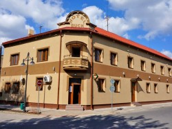 Turistická ubytovňa BUCK Tornaľa