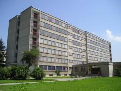 Ubytovacie zariadenie Žilinskej univerzity - IKAR  Ružomberok