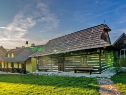 U HAVRANA Cottage & Private accommodation Turčianske Jaseno