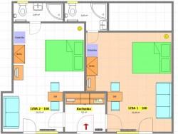 Ubytovanie v súkromí ADELA #11