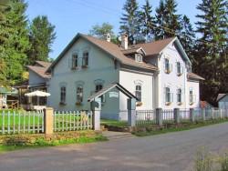 Vila SOKÁČ Vyhne