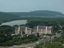 Vysokoškolský internát Družba Bratislava