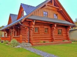 Holzhütte Brotnica Necpaly