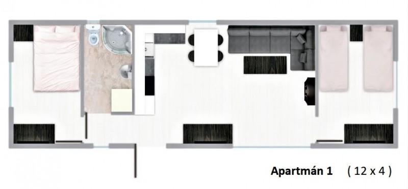 AMIS Apartmány #6
