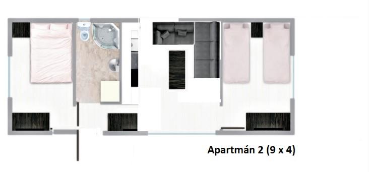 AMIS Apartmány #23