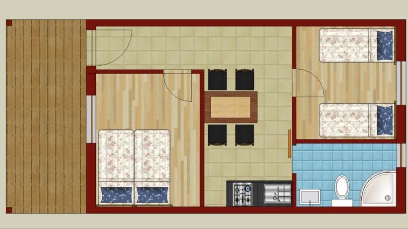 Apartmánové domy AQUA LUX #12