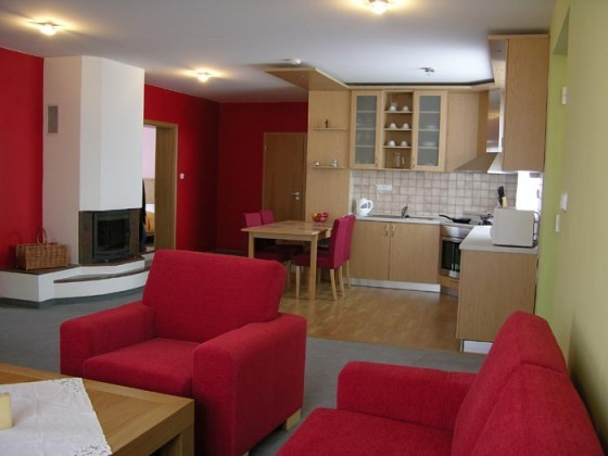 Apartmánové ubytovanie ALFIL #2
