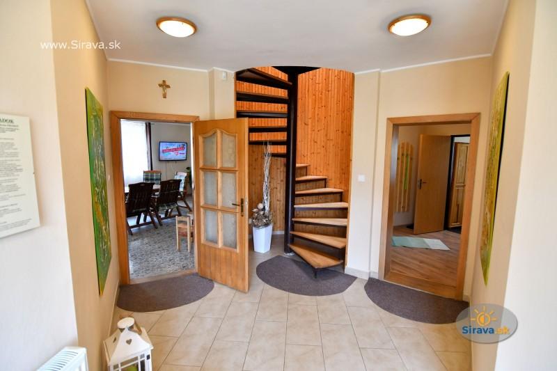 Apartmánový dom PRAMEŇ #10