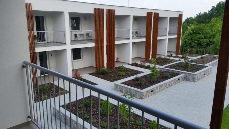 Apartmánový dom SOLAR PARK #6