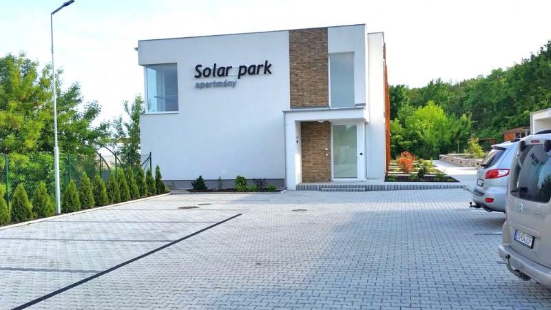 Apartmánový dom SOLAR PARK #2