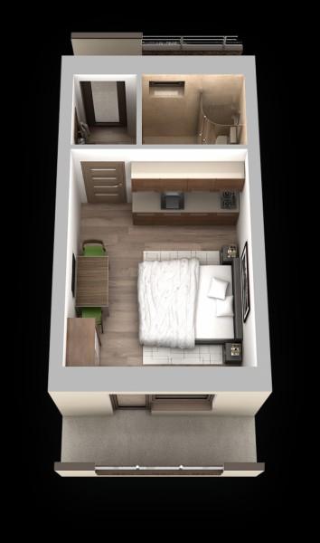 Apartmánový dom TERMÁL #35
