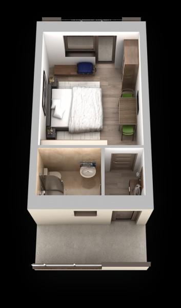 Apartmánový dom TERMÁL #34