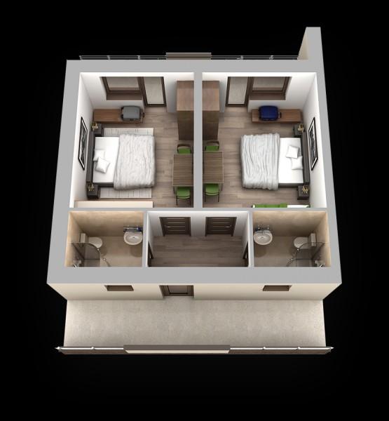Apartmánový dom TERMÁL #32